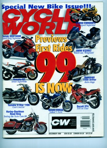 Cycle World 1999