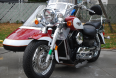 My 2008 Classic, with California Sidecar Company Freedom II SE sidecar