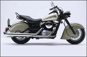 Kawasaki Vulcan Drifter Pictoral History