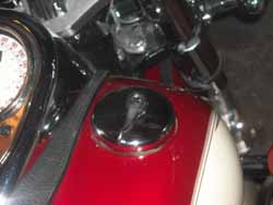 Gas Cap Topper